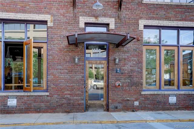 1300 N Pennsylvania Street #106, Denver, CO 80203 (#7330930) :: The Dixon Group