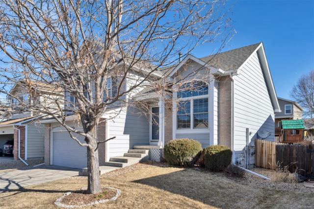 5156 S Malaya Way, Centennial, CO 80015 (#7331677) :: Keller Williams Action Realty LLC