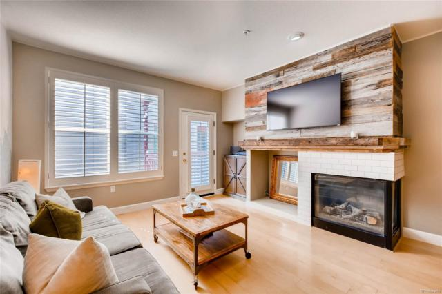 1767 Pearl Street #206, Denver, CO 80203 (#7331743) :: The Heyl Group at Keller Williams