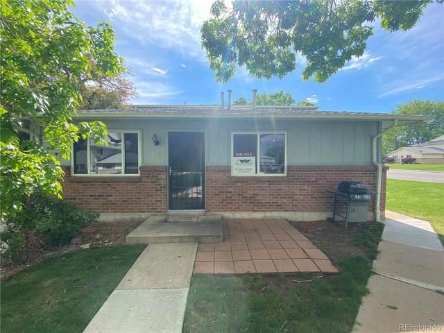 7309 W Hampden Avenue #2301, Lakewood, CO 80227 (MLS #7331843) :: Find Colorado