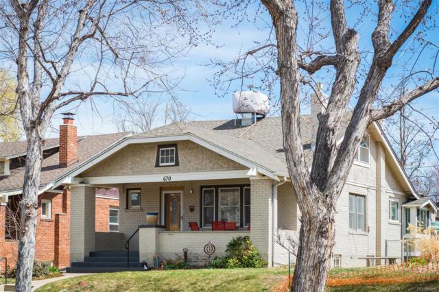 670 S High Street, Denver, CO 80209 (#7332183) :: House Hunters Colorado