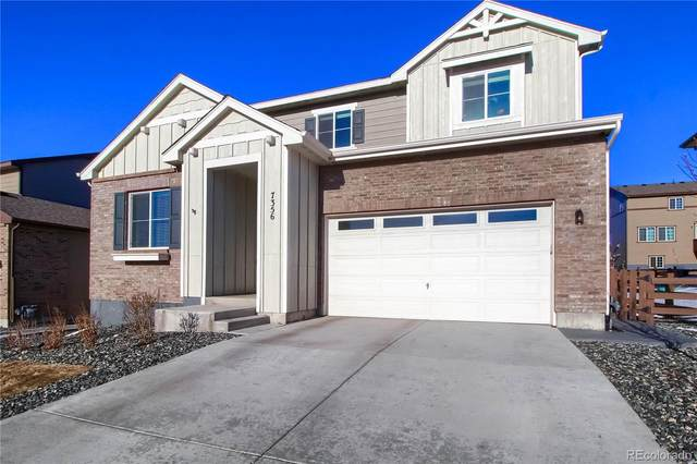 7356 S Robertsdale Way, Aurora, CO 80016 (#7332797) :: Stephanie Fryncko | Keller Williams Integrity