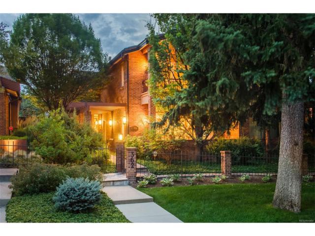 362 Cook Street, Denver, CO 80206 (MLS #7333080) :: 8z Real Estate