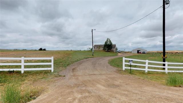 7971 Schumaker Road, Bennett, CO 80102 (#7333823) :: The Pete Cook Home Group