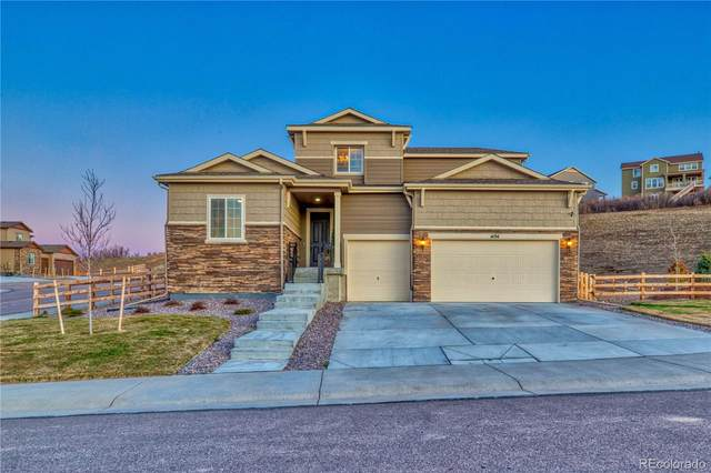 4194 Barbwire Place, Castle Rock, CO 80108 (#7333920) :: The Harling Team @ Homesmart Realty Group