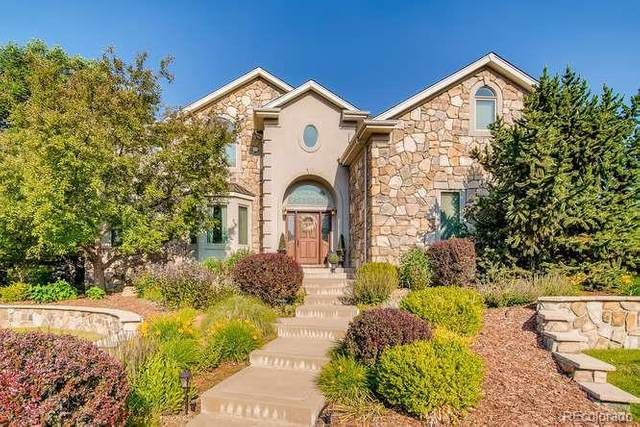 6723 S Yates Court, Littleton, CO 80128 (MLS #7334002) :: Bliss Realty Group