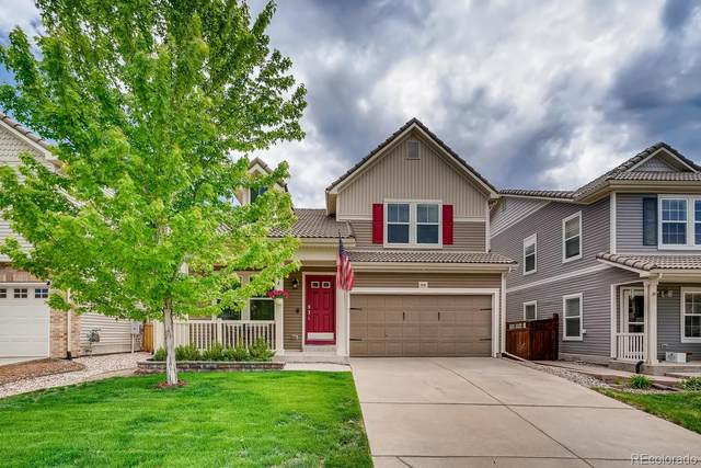 1849 Quartz Street, Castle Rock, CO 80109 (#7334042) :: The HomeSmiths Team - Keller Williams
