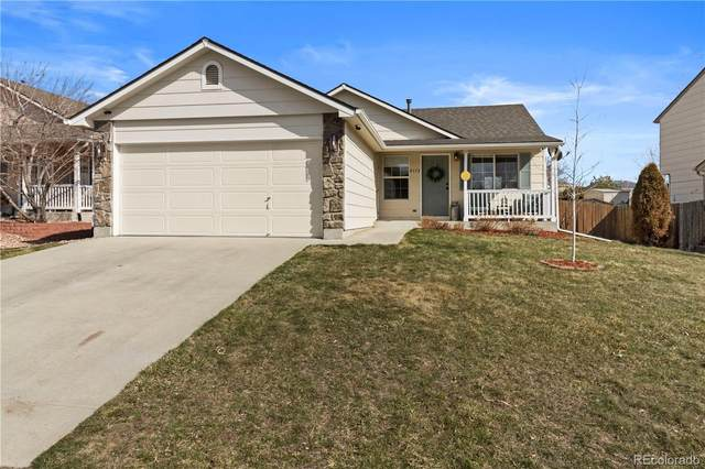 4172 Deer Watch Drive, Castle Rock, CO 80104 (#7334363) :: The Griffith Home Team
