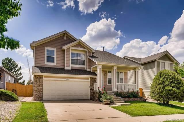 4163 S Quatar Street, Aurora, CO 80018 (MLS #7334425) :: Keller Williams Realty