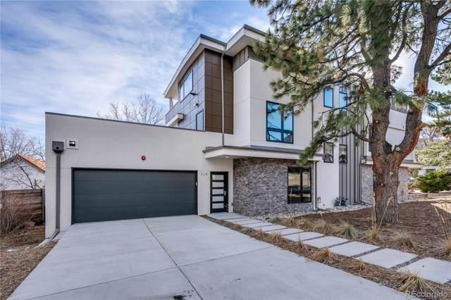 929 4th Street, Golden, CO 80403 (#7335090) :: The HomeSmiths Team - Keller Williams