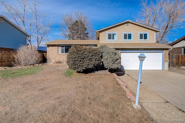 6021 W 108th Avenue, Westminster, CO 80020 (#7335899) :: The DeGrood Team