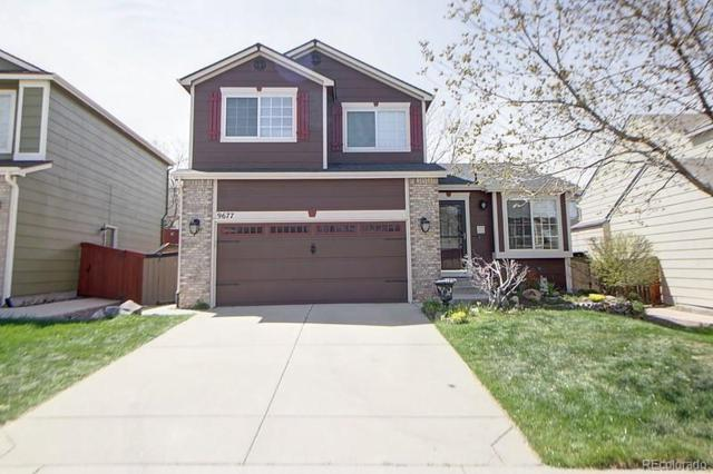9677 Whitecliff Place, Highlands Ranch, CO 80129 (#7336448) :: The Peak Properties Group
