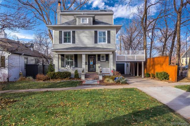 581 N Williams Street, Denver, CO 80218 (#7336697) :: Bring Home Denver with Keller Williams Downtown Realty LLC