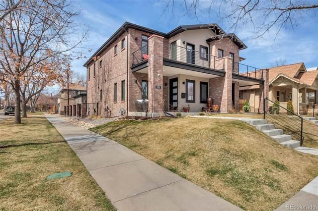 1101 N Adams Street, Denver, CO 80206 (#7337039) :: Wisdom Real Estate