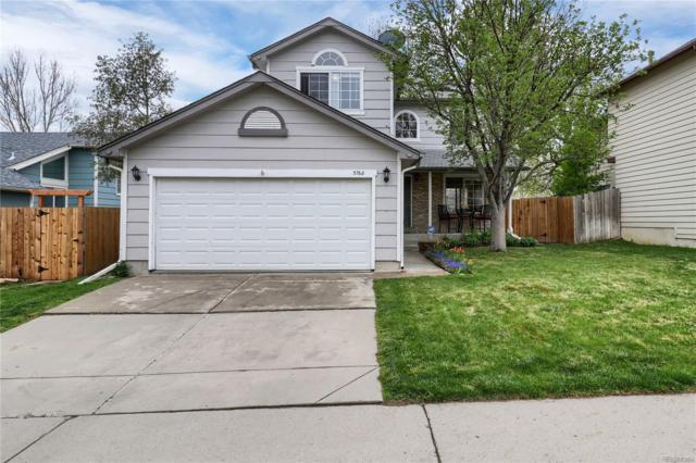 3768 W 126th Avenue, Broomfield, CO 80020 (#7337851) :: The Galo Garrido Group