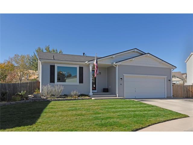 8065 Eagleview Drive, Littleton, CO 80125 (#7338263) :: The Sold By Simmons Team