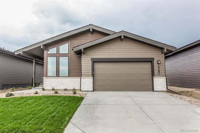 2719 Trap Creek Drive, Timnath, CO 80547 (#7338464) :: My Home Team