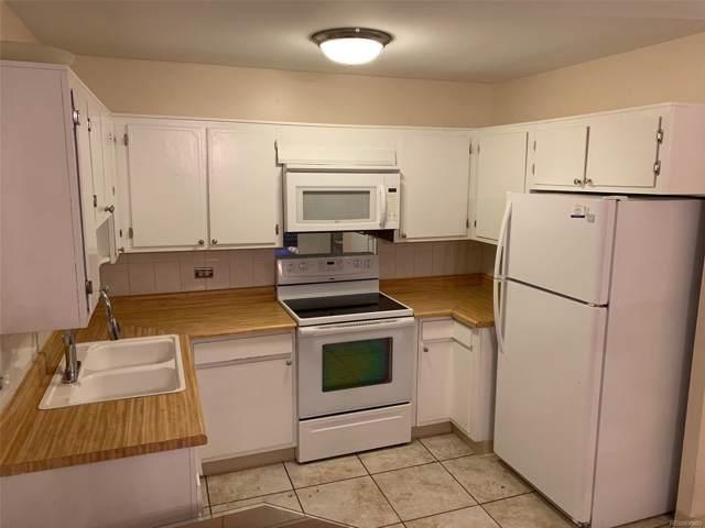 720 S Clinton Street 8D, Denver, CO 80247 (#7338481) :: Colorado Home Finder Realty