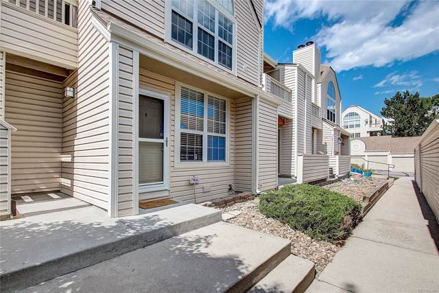 999 S Miller Street #104, Lakewood, CO 80226 (#7338618) :: True Performance Real Estate