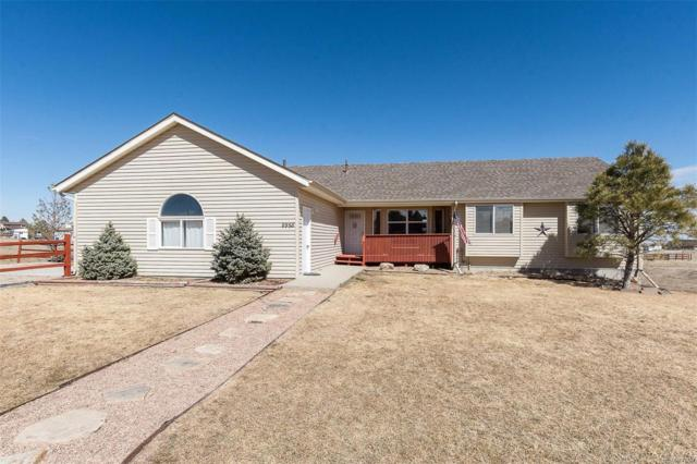 8968 Lariat Loop, Elizabeth, CO 80107 (#7338908) :: The Pete Cook Home Group