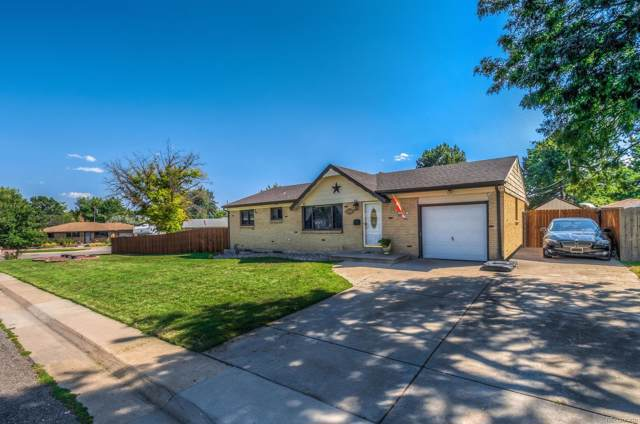 3320 W Pimlico Avenue, Englewood, CO 80110 (#7338928) :: The HomeSmiths Team - Keller Williams