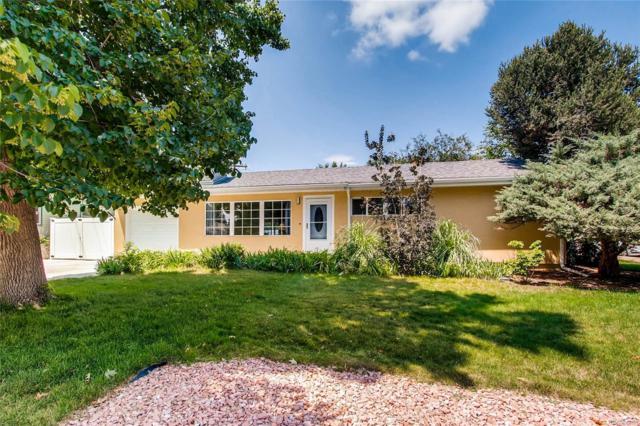 895 Lee Street, Lakewood, CO 80215 (MLS #7339193) :: 8z Real Estate