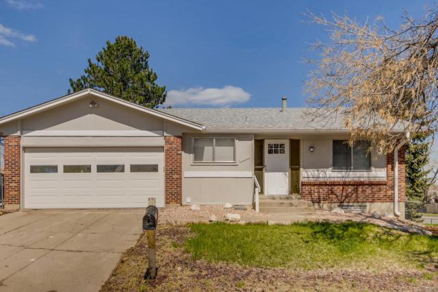 12711 W Jewell Circle, Lakewood, CO 80228 (MLS #7339236) :: 8z Real Estate