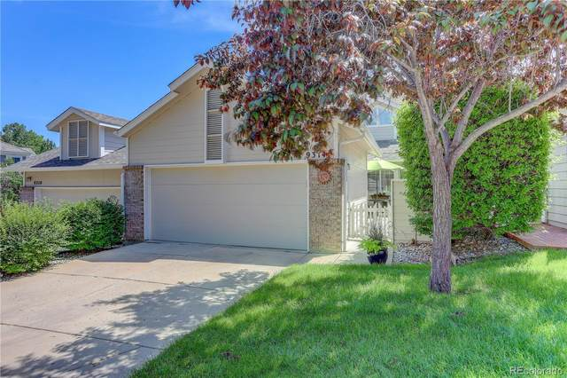 9314 Bauer Court, Lone Tree, CO 80124 (MLS #7339406) :: Bliss Realty Group