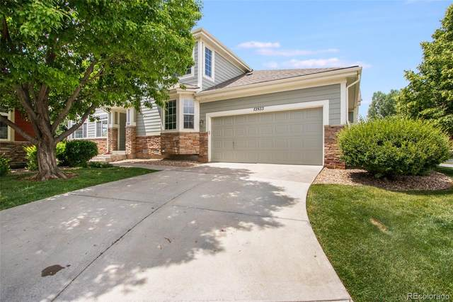 13933 Legend Way #101, Broomfield, CO 80023 (#7339425) :: The Griffith Home Team