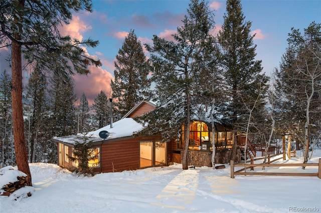 11889 Wonder Drive, Conifer, CO 80433 (#7340126) :: Berkshire Hathaway Elevated Living Real Estate