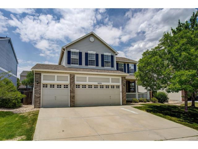 5435 S Tibet Street, Aurora, CO 80015 (MLS #7340420) :: 8z Real Estate