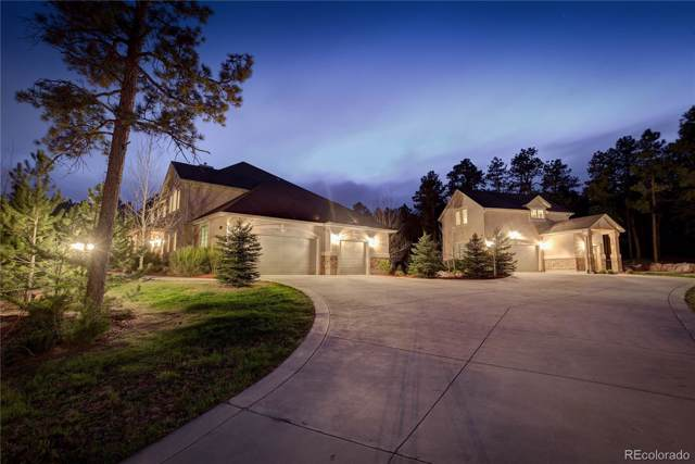 16190 Forest Light Drive, Colorado Springs, CO 80908 (#7340676) :: The DeGrood Team