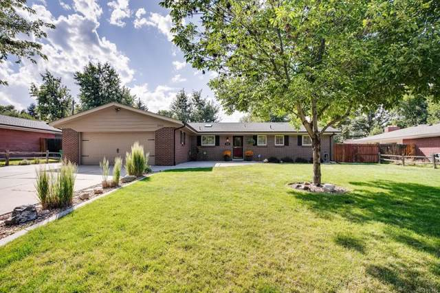 2955 Ward Court, Wheat Ridge, CO 80215 (#7340715) :: The Heyl Group at Keller Williams