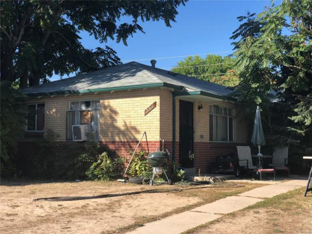 3511 Olive Street, Denver, CO 80207 (MLS #7340790) :: 8z Real Estate