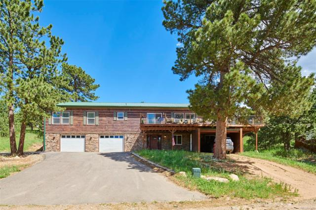 17 Forest Road, Nederland, CO 80466 (#7340896) :: Compass Colorado Realty
