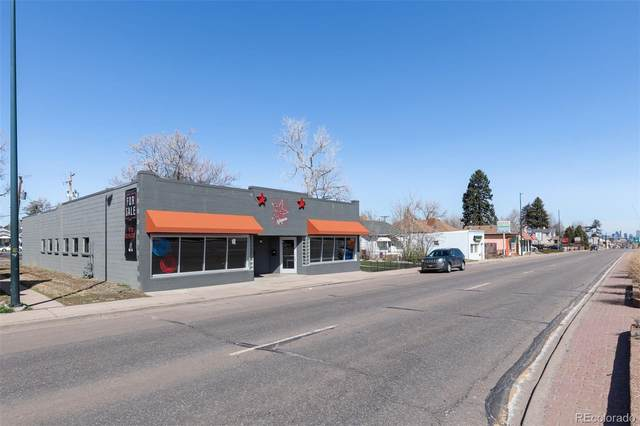 3853 S Broadway, Englewood, CO 80113 (#7340901) :: Colorado Home Finder Realty