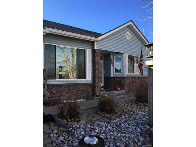 19680 E Dove Creek Place, Parker, CO 80134 (#7340950) :: The Sold By Simmons Team