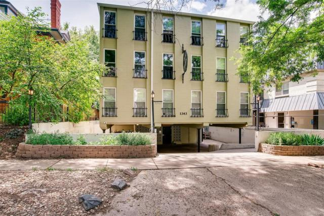 1343 N High Street #12, Denver, CO 80218 (#7341705) :: Colorado Team Real Estate