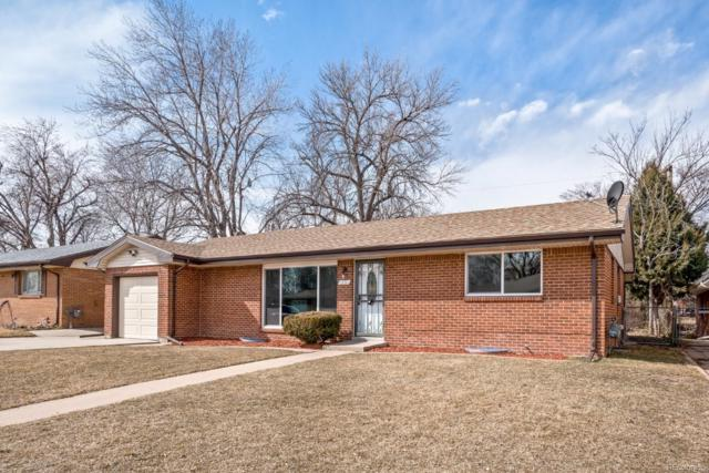 1951 S Stuart Street, Denver, CO 80219 (MLS #7342177) :: Kittle Real Estate