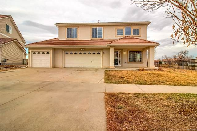 4997 Nepal Street, Denver, CO 80249 (MLS #7342320) :: 8z Real Estate