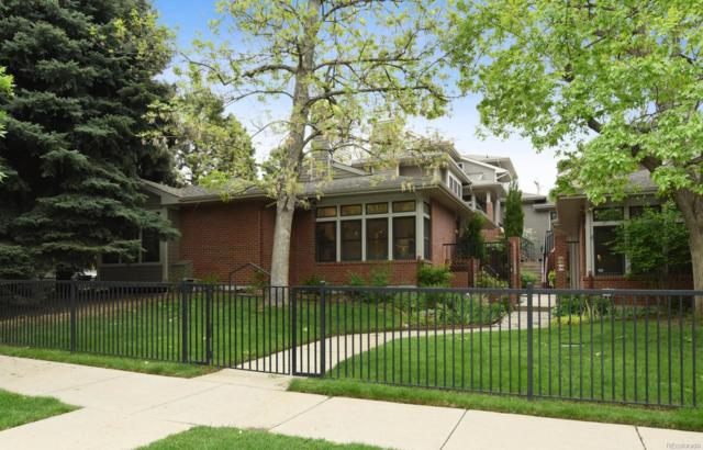 380 Milwaukee Street, Denver, CO 80206 (#7342848) :: 5281 Exclusive Homes Realty