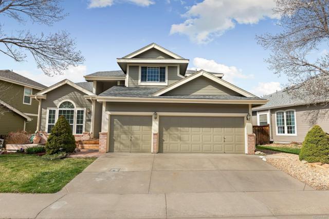 65 Sylvestor Place, Highlands Ranch, CO 80129 (#7342999) :: Compass Colorado Realty