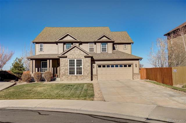 1485 Millbrook Court, Castle Rock, CO 80109 (#7343390) :: The DeGrood Team