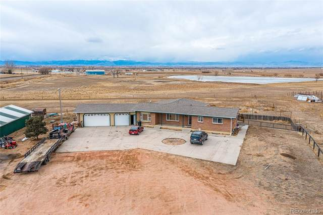 10085 County Road 31, Fort Lupton, CO 80621 (#7343507) :: The HomeSmiths Team - Keller Williams