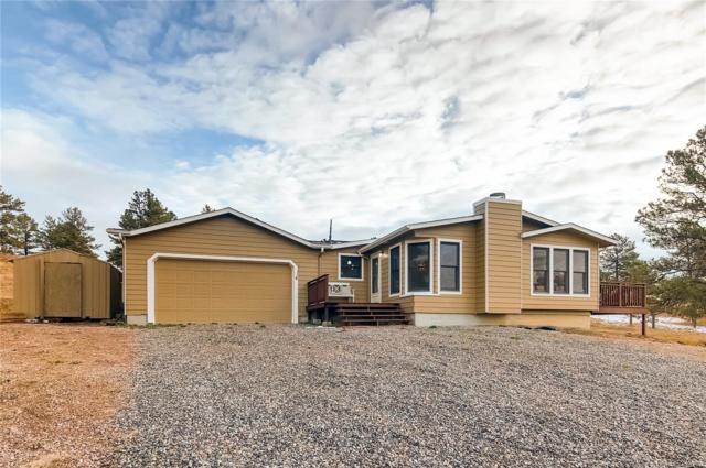 40250 Gold Nugget Drive, Deer Trail, CO 80105 (#7343755) :: Sellstate Realty Pros