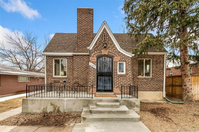 1185 Eudora Street, Denver, CO 80220 (MLS #7344586) :: 8z Real Estate