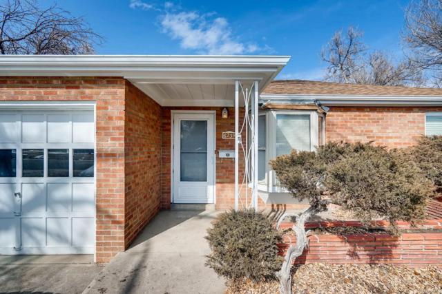 6235 W 46th Place, Wheat Ridge, CO 80033 (#7344610) :: The Peak Properties Group