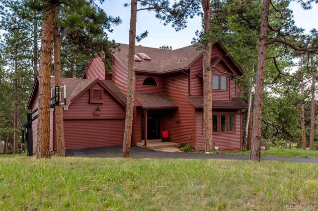23535 Currant Drive, Golden, CO 80401 (#7345435) :: Compass Colorado Realty