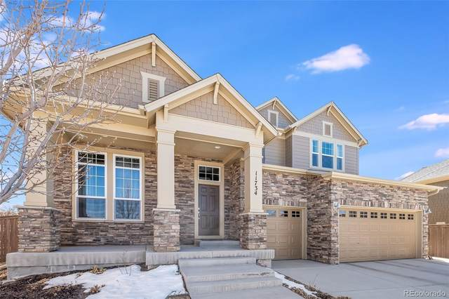 11734 S Breeze Grass Way, Parker, CO 80134 (#7345719) :: Finch & Gable Real Estate Co.