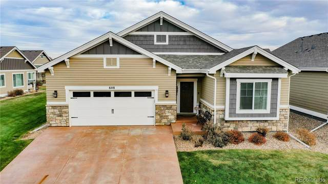 608 N 81st Avenue, Greeley, CO 80634 (#7345942) :: Hudson Stonegate Team